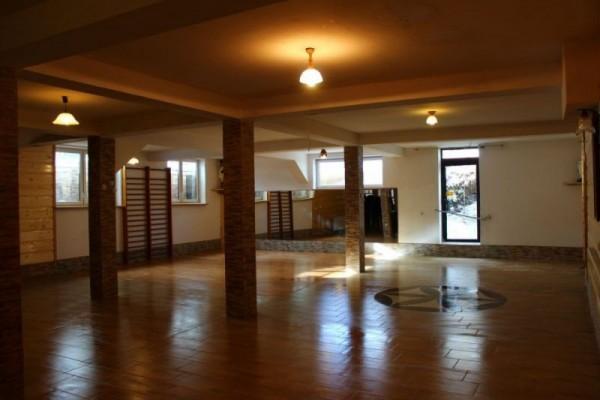 Sala taneczna w hotelu