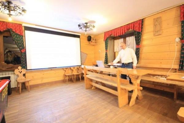 Sala w pensjonacie Harnaś II