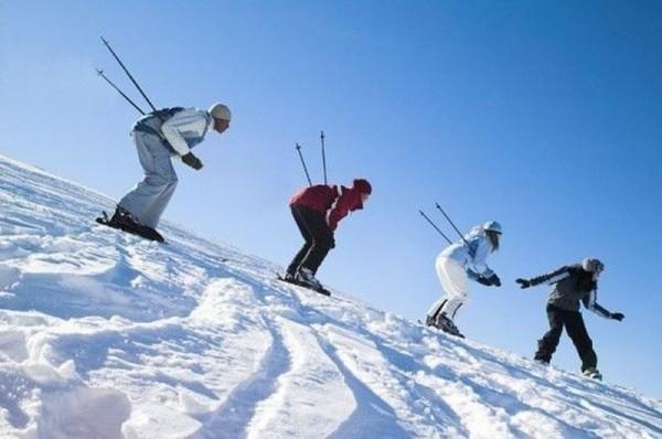 Jazda na nartach w Tatrach