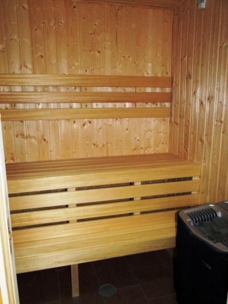 Sauna w domku do wynajęcia w górach