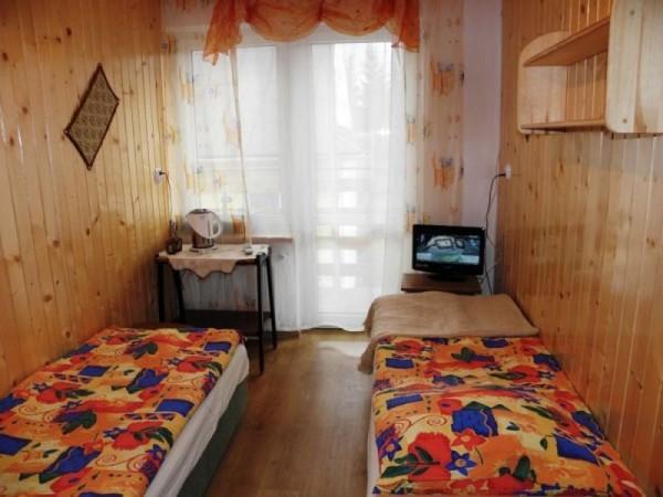 Pokój dla 2 osób z łóżkami pojedynczymi