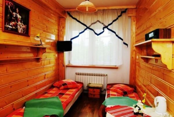 Pokój dwuosobowy w Tatrach